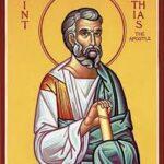 EL APOSTOL SAN MATIAS
